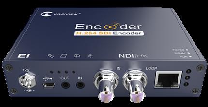 codeur serveur video HD-SDI 3G-SDI HDSDI vers IP ONVIF RTP RTSP RTMP full HD 4K sur IP Ethernet reseau surveillance broadcast