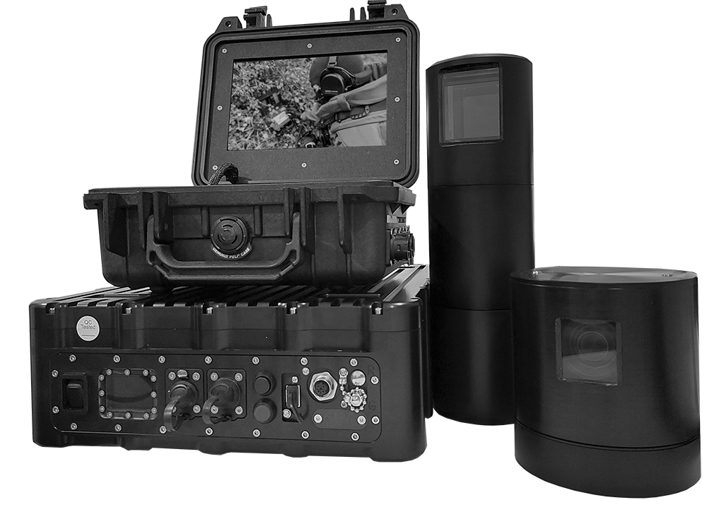 Tactical solutions, video, transmission, battery