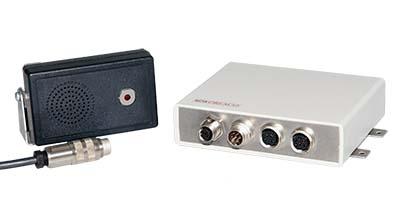 Boitier interface box orlaco 0504820 0404700 radar de recul accessoire piece detachee