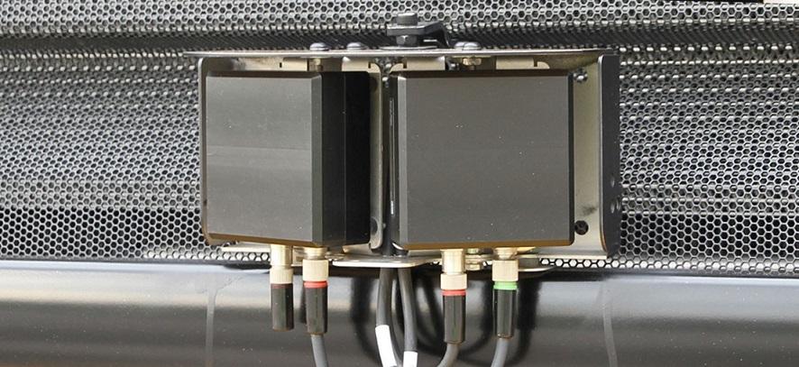 Radar de recul fiable professionnel engins BTP de chantier et camion semi poids lourd porteur