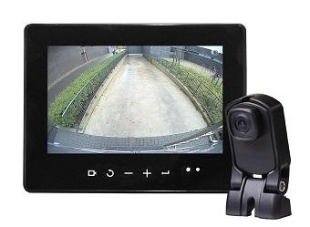 caméra de recul retro vision arrière full HD haute resolution poids lourd porteur engin routier