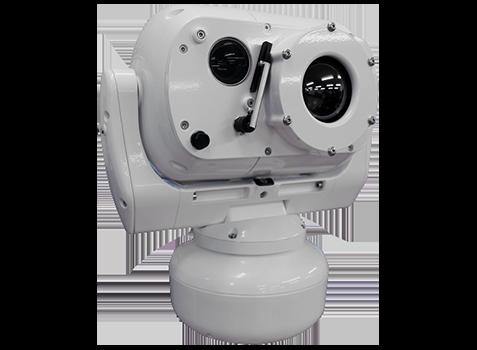 camera silent sentinel AERON ranger LR thermique 15-75mm 640x480