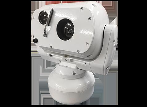 Camera silent sentinel AERON scout jour thermique marine surveillance perimetrique