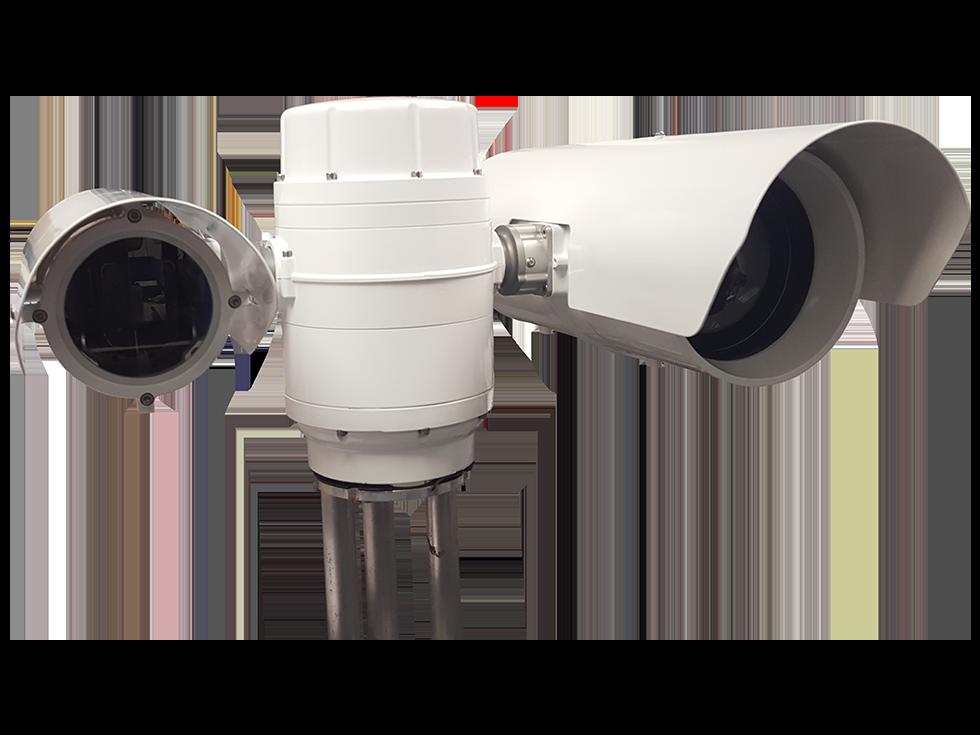 Silent Sentinel OSIRIS thermique militaire marine très longue portee zoom thermique pilotable IP Full HD